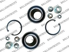 2 x VW New OE Quality Beetle Front Hub Wheel Bearing Kits 1999-2011 - New OE Qua