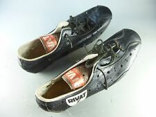 Vintage RIVAT Cycling Shoes, Size 38