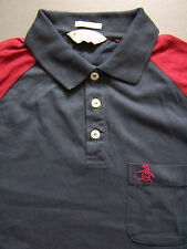 Original Penguin Men's Cotton Regular Collar Slim Casual Shirts & Tops