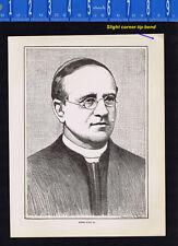 Pope Pius XI-Ambrogio Damiano Achille Ratti-Portrait Sketch-1924 Page of History