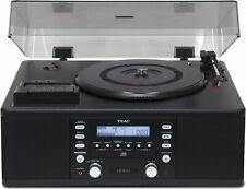 TEAC LP-R 500 B, Kopierwunder, CD-Recorder, Plattenspieler, Cassetten