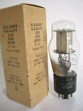 One 1945 RCA JAN-CRC-2050 VT-245 jukebox tube - Hickok TV-7D/U tested