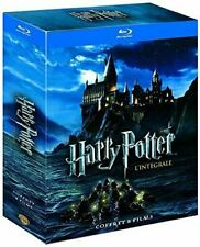 Harry Potter - L'intégrale - Coffret 8 Films (2001-2011, Blu-Ray)