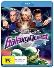 Galaxy Quest - Blu-ray Region 4