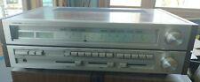 Vintage Toshiba Stereo Receiver SA-520 As-Is