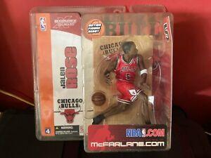 JALEN ROSE NBA McFARLANE SPORTSPICKS FIGURE SERIES 4 (CHICAGO BULLS)