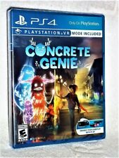 Concrete Genie (Sony Playstation 4, 2019) NEW PS4 action-adventure game story