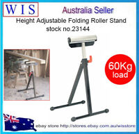 Height Adjustable Folding Roller Stand,Pedestal with Ball Bearing Roller-23144