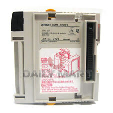OMRON NEW CQM1-OD213 PLC 0.1 A DC5V 16mA - Terminal Block (Sinking Outputs)