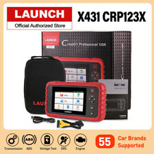 2020 New ! LAUNCH X431 CRP123X PRO OBD2 Diagnostic Scanner Fault Car Code Reader