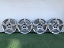 "MERCEDES BENZ SLK350 CLK350 CLK550 AMG 17"" GENUINE FACTORY OEM WHEELS RIMS SET"