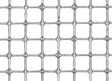 rete metallica 8,0x0,8mm 2500x1000mm GRIGLIA ZINCATO recinzioni giardino NUOVO