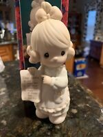 Precious Moments Figurine 527688 ln box But The Greatest Of These Is Love