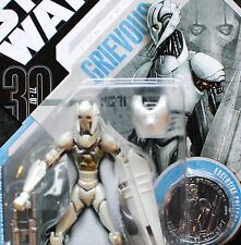 Warren J Fu Concept Art General Grievous Star Wars 30th Exclusive MOC Figure TAC