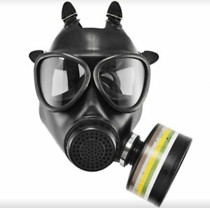 Full Face Respiratory Dust Cover for Painting, Dust, Sawdust, Polishing...
