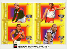 1996 AFLClassic Future Hall Of Fame Jumbo Card HF6 Jason Dunstall (Hawthorn)