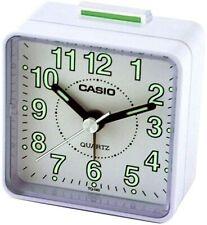 Orologio sveglia analogico meccanico da tavolo a batteria, Lancette fluorescenti