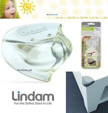 Lindam Energy Absorbing Corner Cushions (Pack of 4)