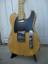 Custom Any 1 Color Relic Tele Electric Guitar