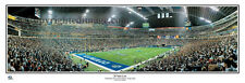 Dallas Cowboys TEXAS STADIUM GAME NIGHT (2006) Panoramic POSTER Print