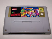 SUPER BOMBERMAN 2 - Super Nintendo SNES - UK PAL - Cartridge - SNSP-M4-UKV