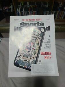 Sports Illustrated September 2021 The Gambling Issue