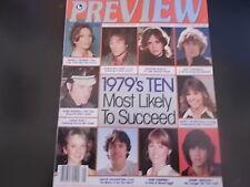 Marilyn Hassett, Robin Williams -  Preview Magazine 1979