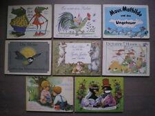 DDR Bilderbücher Konvolut Paket Pappbücher GDR Altberliner Verlag VEB Postreiter