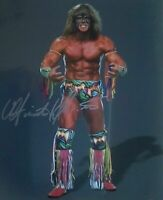 Ultimate Warrior ( WWF WWE ) Autographed Signed 8x10 Photo REPRINT ,