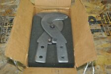 THOMAS AND BETTS 366B REPLACEMENT CABLE CUTTER HEAD NOS FREE SHIPPING