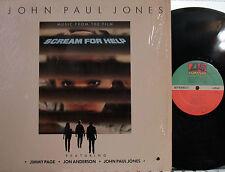 Scream for Help (Soundtrack) Jimmy Page,John Paul Jones of Led Zep (Jon Anderson