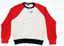 MEN'S COLORBLOCK SWEATER by TOMMY HILFIGER