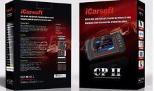 BEST OBD2 iCarsoft CP II PEUGEOT CITROEN Diagnostic Scanner Tool SRS ABS ENGINE