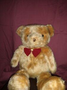 Collectable stuffed teddy bear