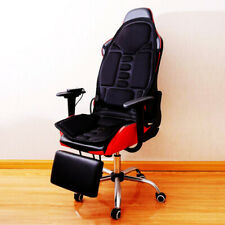 New Full-Body Therapy Heated Massage Electric Vibrator Cushion Seat Chair Pad