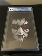 Department Of Truth #11 Christopher Bust Virgin Cover C CGC 9.8 With COA