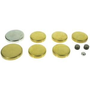 Melling Engine Expansion Plug Kit MPE-105BR; Brass for Ford 170/200/250 6cyl