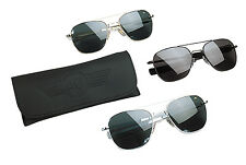 Genuine Government Air Force Pilots Sunglasses by AO Eyewear (American Optics)