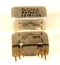 Sigma 301R1-24  Datacell Optical Relay, 24 v  lamp, 1 LDR - 5 Pieces