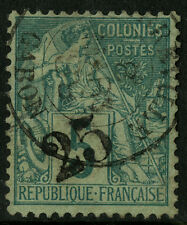 Gabon   1888-89    Scott #8   USED