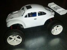 REVO BAJA BUG BODY AND WING  TRAXXAS 1/16 SUMMIT EREVO MINI SLASH VW RC