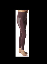 Spanx Shaping Leggings Colorblock Burgundy 20081 or Navy/Black 20079    Size S