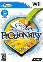 Nintendo Wii : Pictionary - Udraw VideoGames