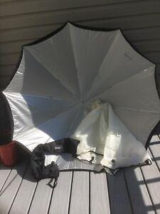 """Photek SoftLighter 60"""" White Umbrella"""