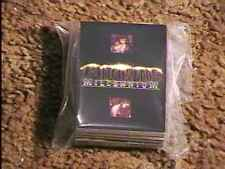 WITCHBLADE MILLENIUM TRADING CARD SET
