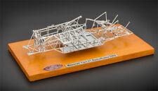 m-122 Maserati Birdcage Space Frame, 1:18 CMC