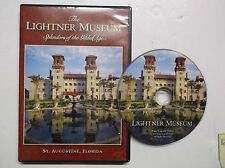 The Lightner Museum: Splendors of the Gilded Age DVD St. Augustine Fla History