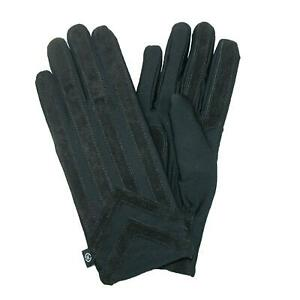 New Isotoner Men's Knit Lined Spandex Gloves