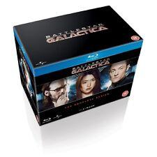Battlestar Galactica The Complete Series Blu-Ray   NEW & Free Post Australia
