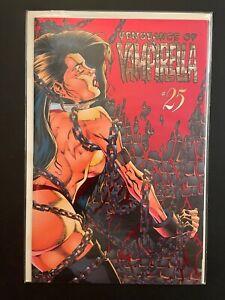 Vengeance of Vampirella 25 High Grade Harris Comic Book D19-29